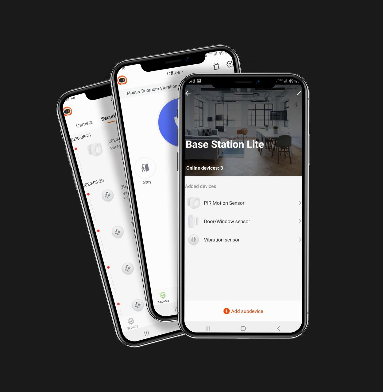 Spark Alert Mobile App